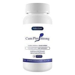Cum Plus Strong - 60 kapsułek na większy wytrysk
