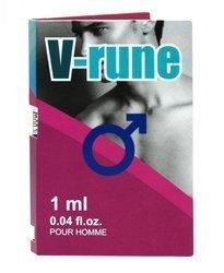 Feromony V-rune 1ml (próbka) - dla mężczyzn