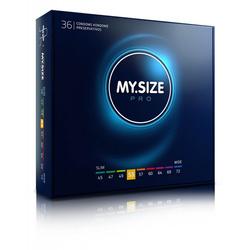 MY.SIZE 53 Dopasowane prezerwatywy - 36 szt