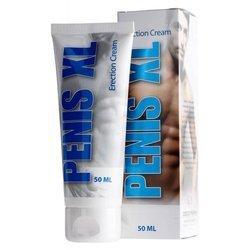 Penis XL 50 ml - krem powiększający penisa