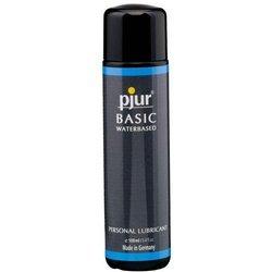 Pjur - Basic Waterbased 100 ml - lubrykant na bazie wody