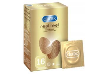 Prezerwatywa Durex - Real Fell 16szt BEZ LATEKSU