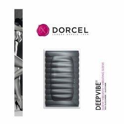 Wibrująca nakładka (pokrowiec) na penisa Marc Dorcel - Deep Vibe