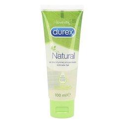 Żel Dla Intymnej Przyjemności Durex - Natural Intimate Gel 100ml