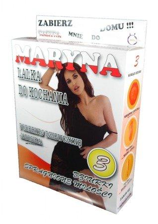 Dmuchana lalka - Maryna