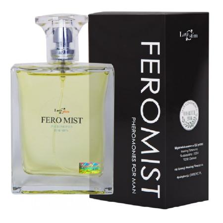 Fermony męskie LoveStim FEROMIST 100 ml