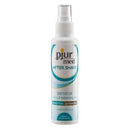 Spray po goleniu - Pjur Med After Shave 100 ml