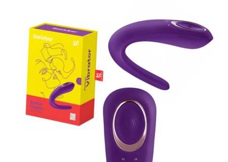 Wibrator dla par - Partner Toy
